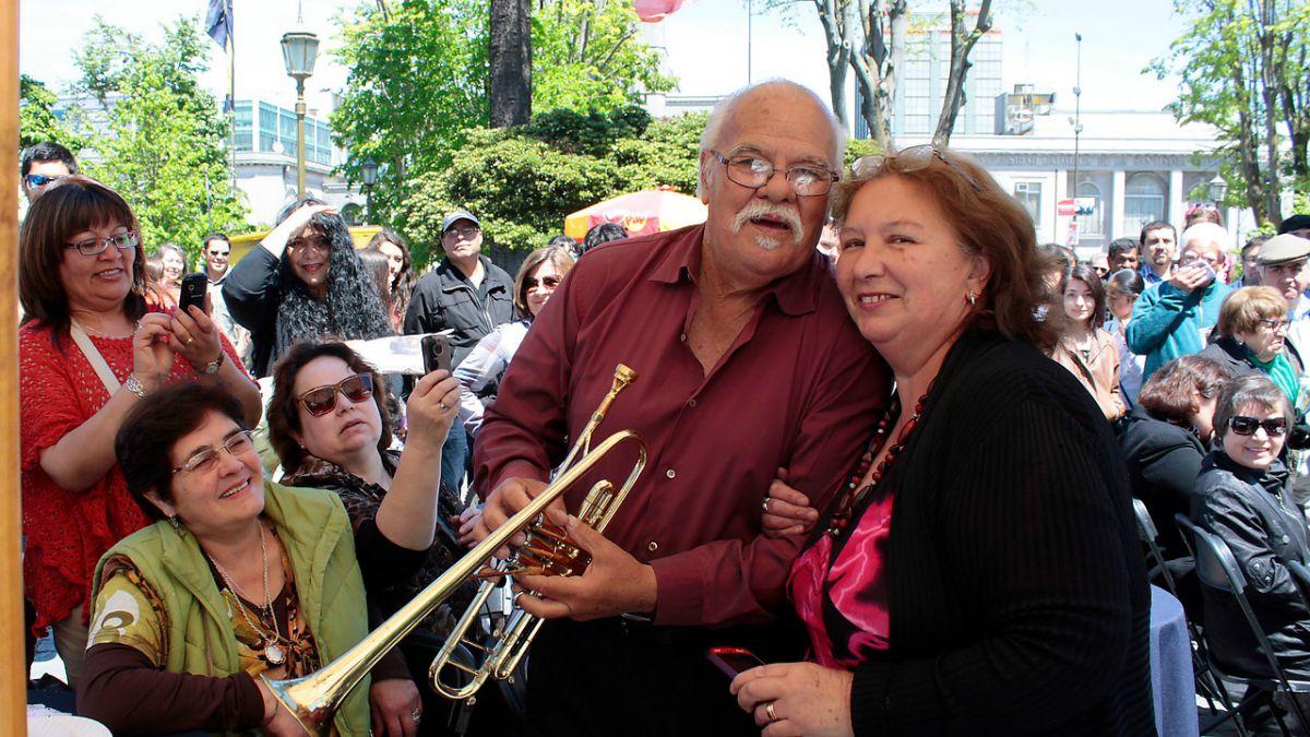 A los 79 años murió el destacado trompetista Daniel Lencina