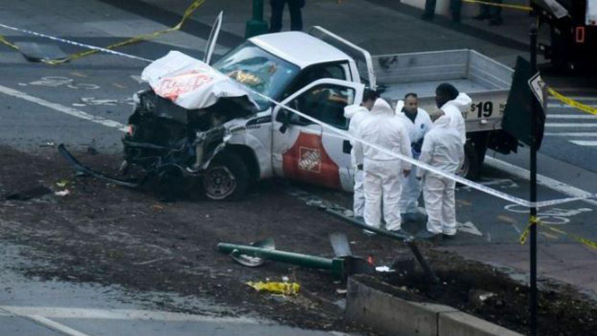 Tillerson ofrece condolencias a Argentina por muertes en atentado en NY