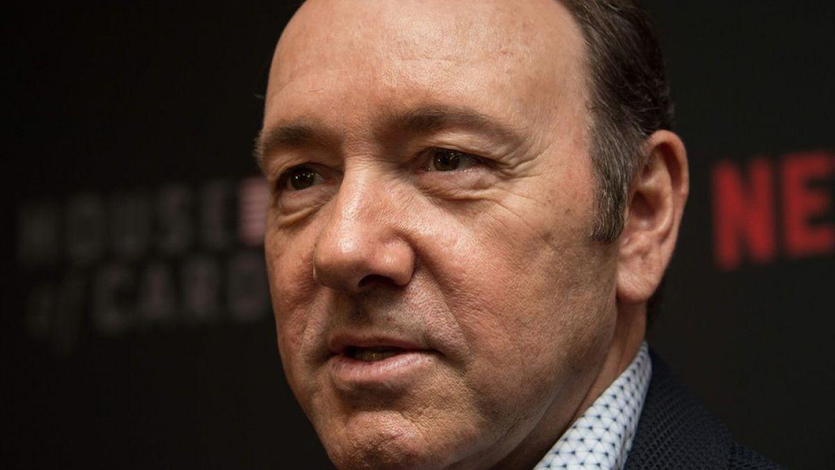 Hijo de Richard Dreyfuss se suma a las denuncias de acosado en contra de Kevin Spacey