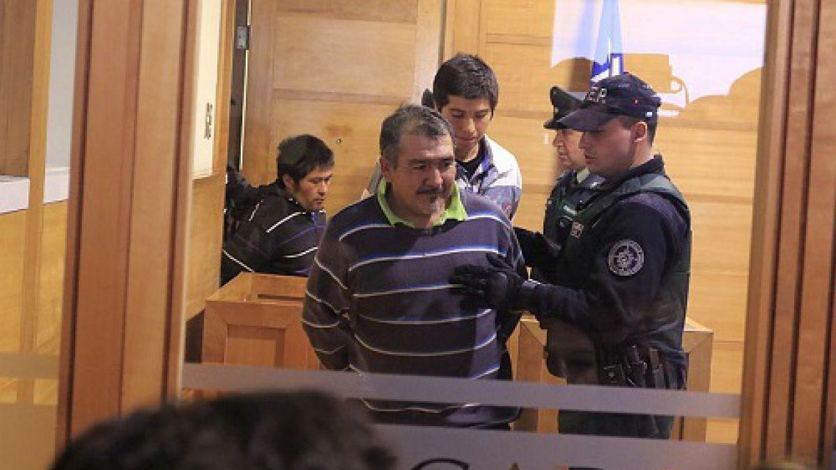 Mapuches enjuiciados como terroristas retoman huelga de hambre