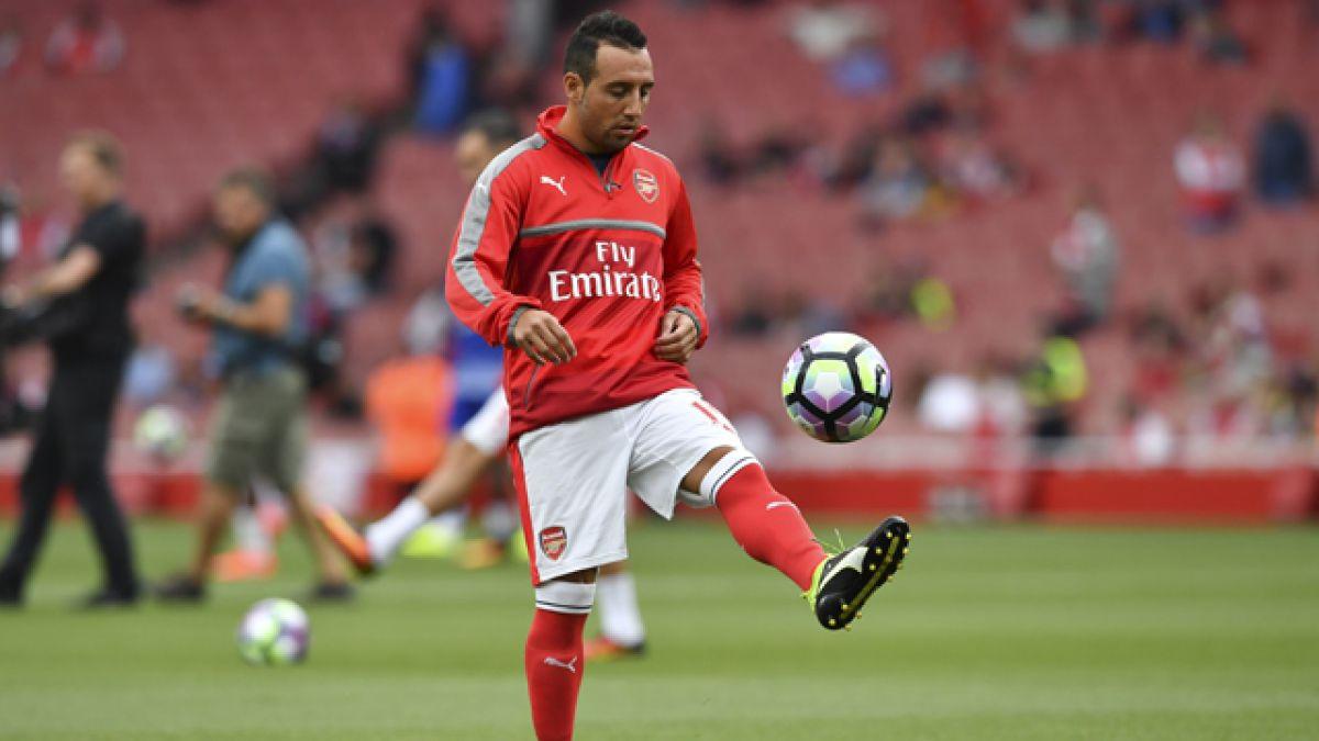 El calvario que vive compañero de Alexis en Arsenal FC y su lucha por volver a jugar