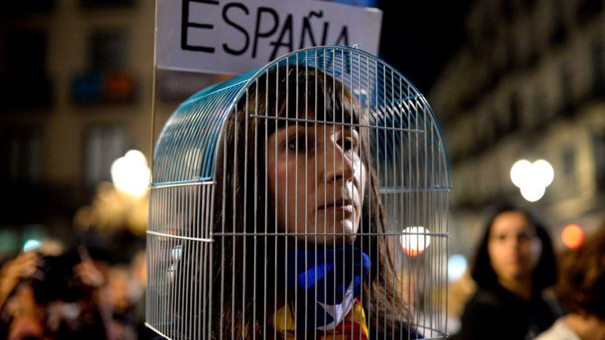 La política ha fallado estrepitosamente en la crisis por la independencia de Cataluña