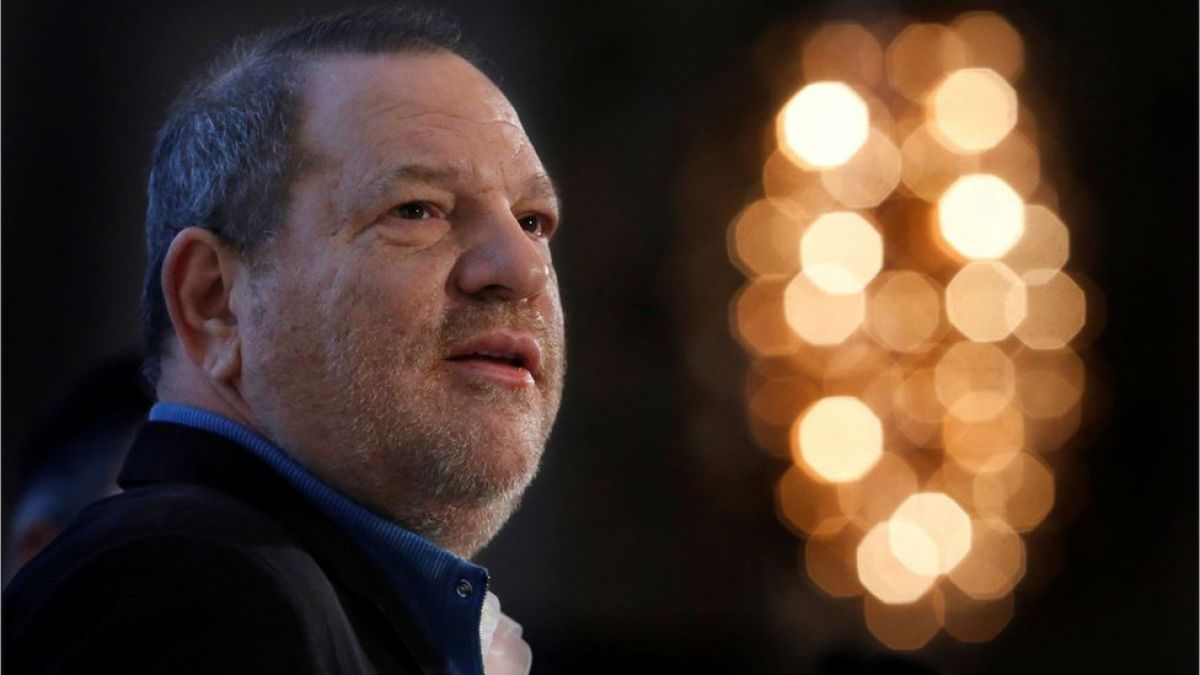 Policía informó  un caso real en contra de Harvey Weinstein