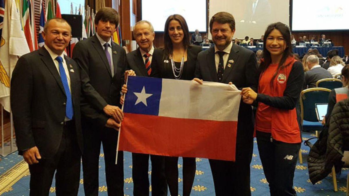 Santiago será sede de los Juegos Panamericanos 2023