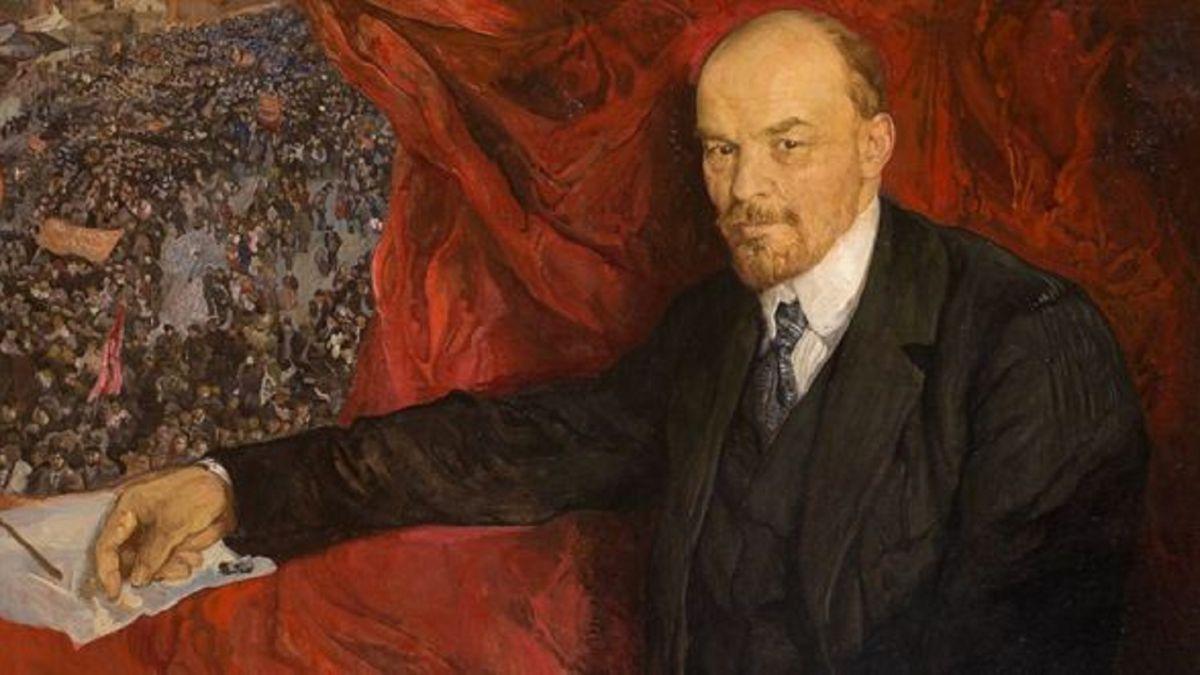 Héroes, obreros y máquinas: el innovador e imaginativo arte que inspiró la Revolución Rusa hace 100