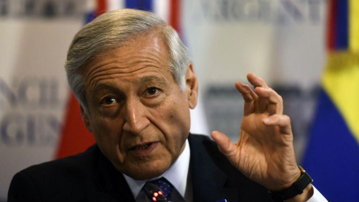 """Cancillería confirma que recibió en la embajada como """"huésped"""" al vicepresidente de la Asamblea Nacional de Venezeula."""