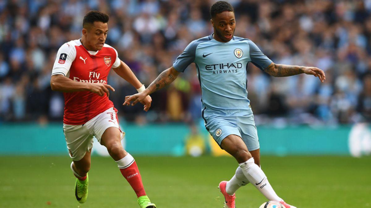 [Minuto a Minuto] Arsenal con Alexis Sánchez perdió ante Manchester City en Premier League