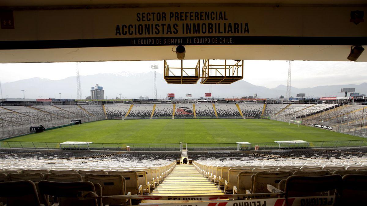 Evacuan de manera preventiva Estadio Monumental por aviso de bomba