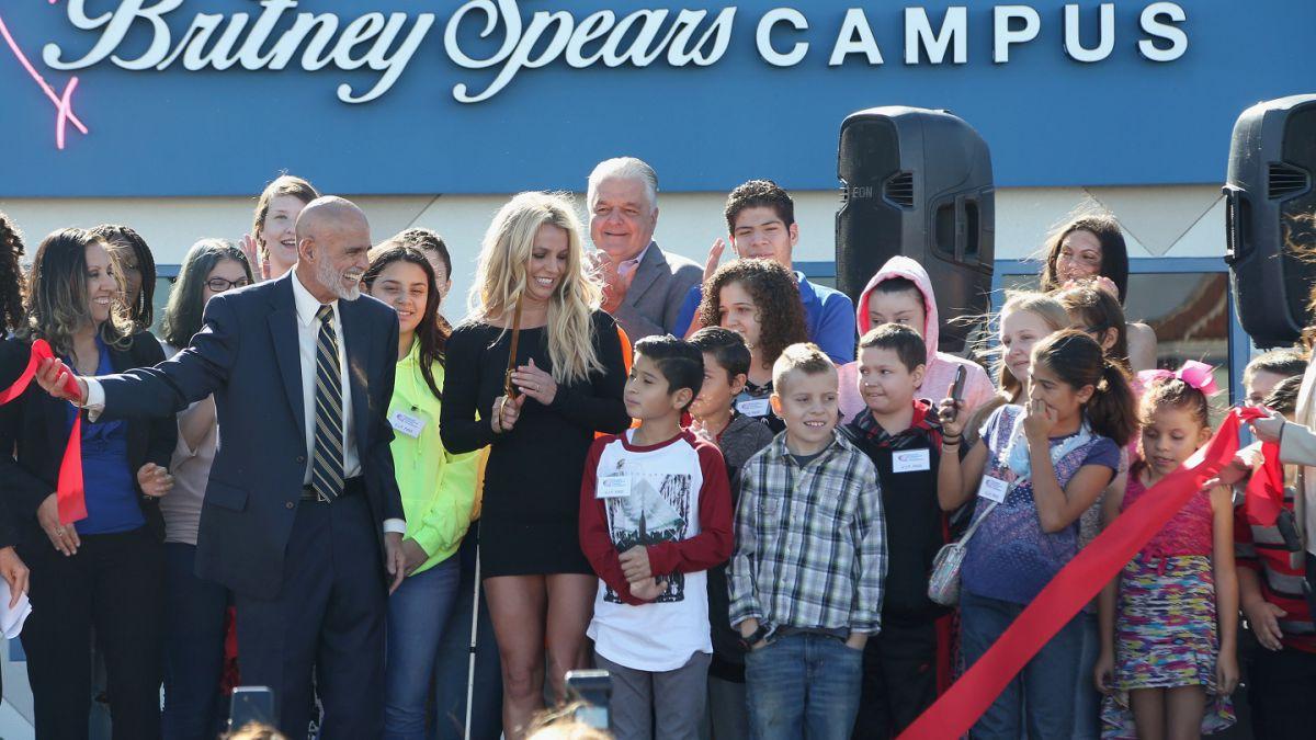 Pintura en acuarela de Britney Spears se vendió en US$10.000