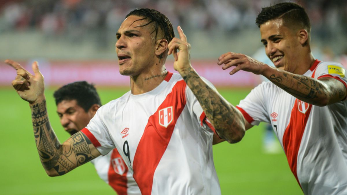 Paolo Guerrero llega a Perú para asumir su defensa tras la suspensión de FIFA