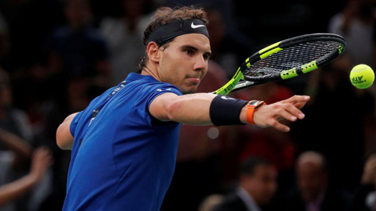 Murray y Djokovic salen del Top 10 ATP, de nuevo liderado por Nadal