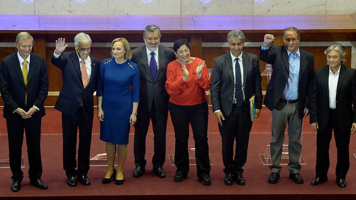 Chile celebra el último debate presidencial previo a comicios