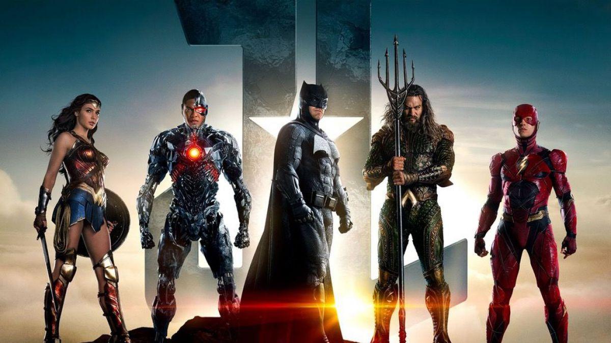 Liga de la justicia: revelados los trailers de todos sus miembros