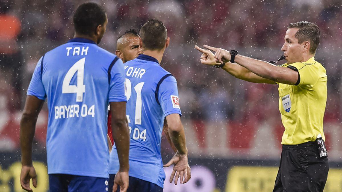 Alemania despide a encargado del VAR por favorecer al club del que es hincha