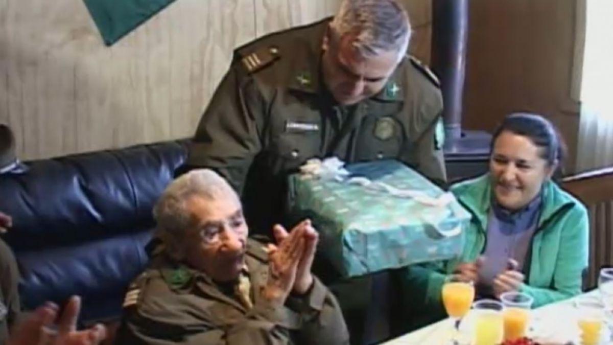 Mehuín despide a Don Celino, el hombre de los 121 años
