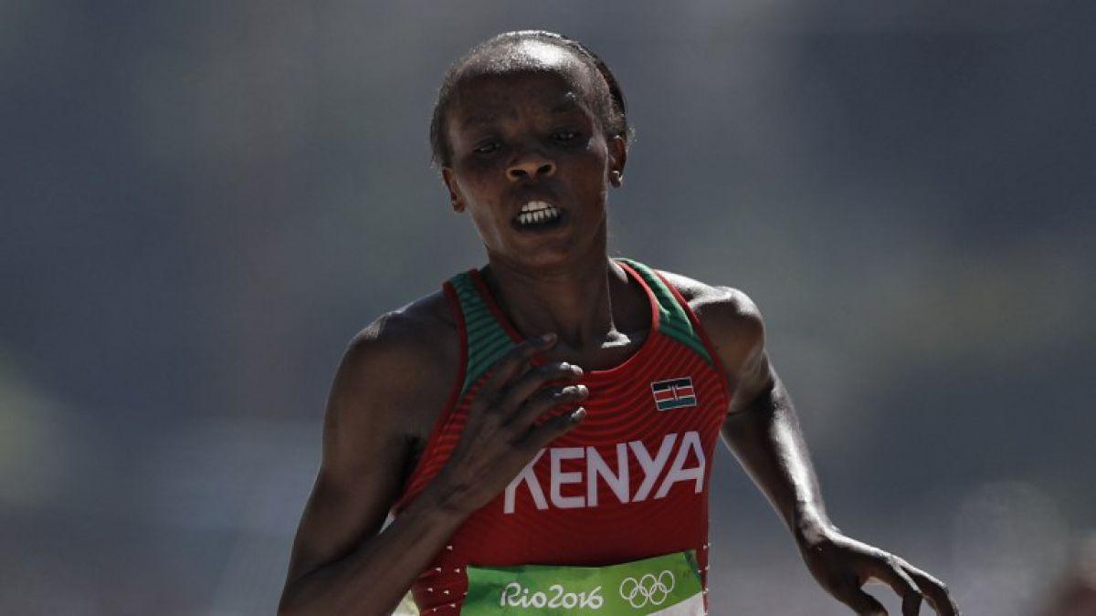 Cuatro años de suspensión por doping a campeona olímpica de maratón