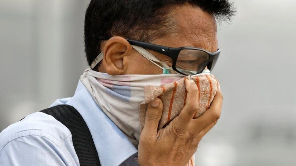 Respirar un día en Nueva Delhi equivale a fumar 44 cigarrillos
