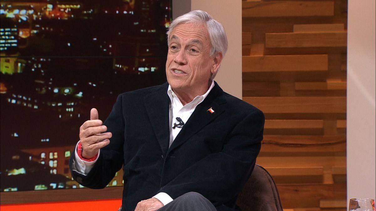 Piñera - En Buen Chileno Presidencial