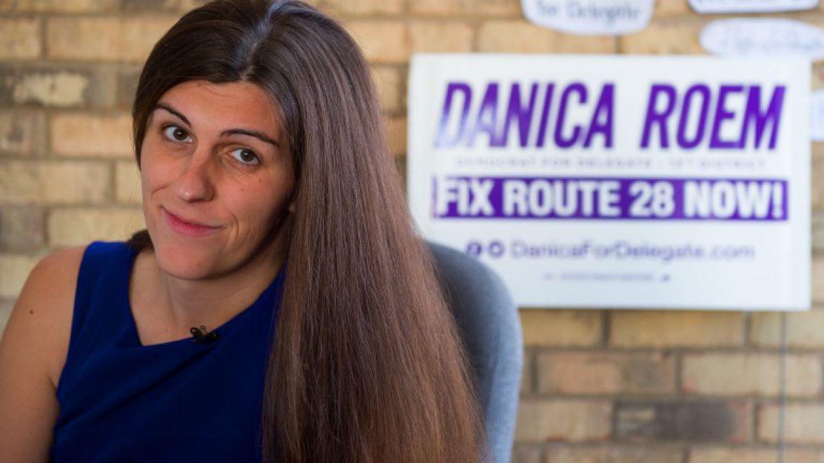 Danica Roem se convierte en la primera legisladora transgénero de Estados Unidos