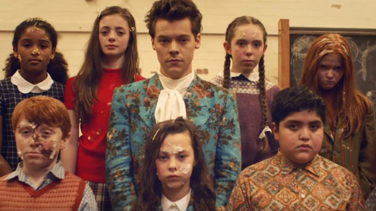 Harry Styles estrenó video de su tema