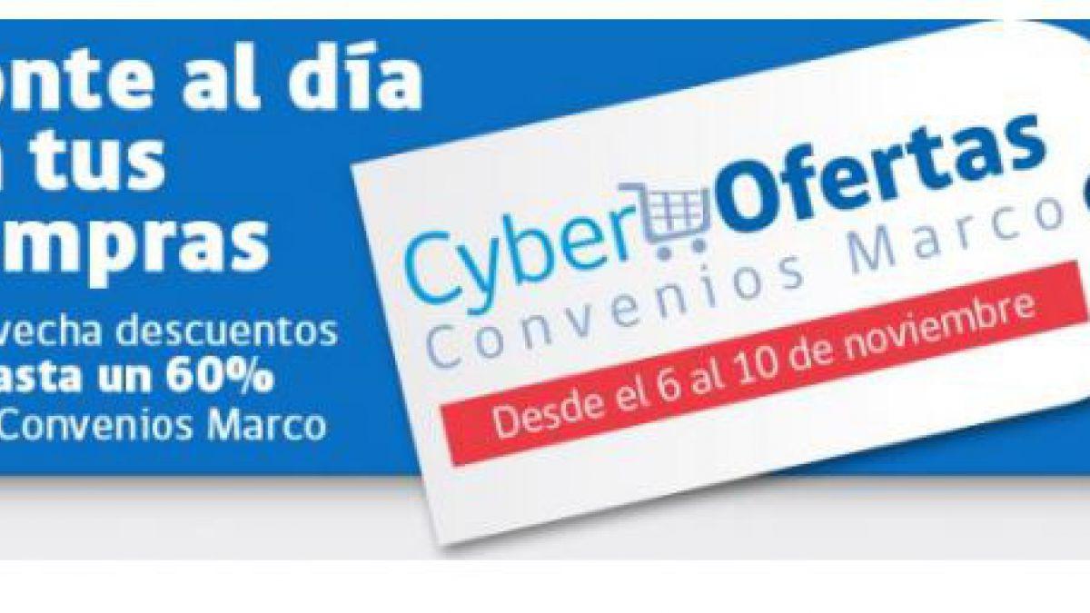 Carne, tablets y neumáticos destacan en las cyber ofertas de los proveedores del Estado