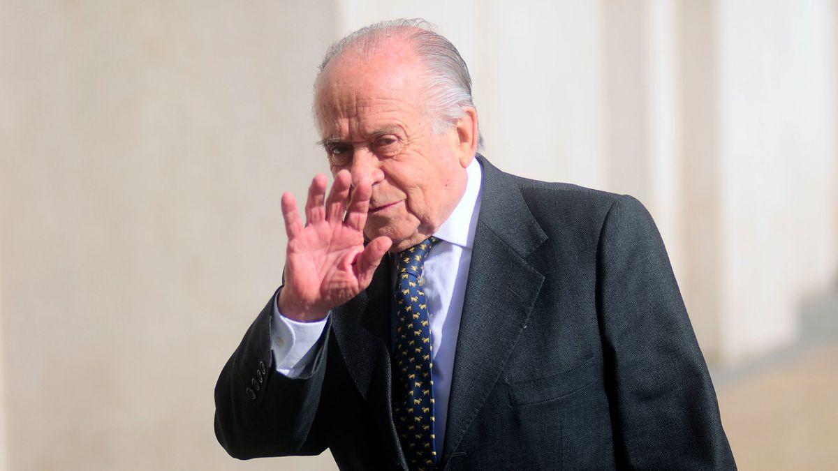 Andrés Zaldívar presenta denuncia en Fiscalía por amenazas de muerte
