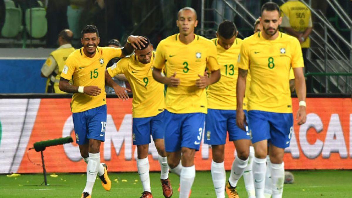 Inglaterra-Brasil, Alemania-Francia y otros amistosos internacionales en esta fecha FIFA