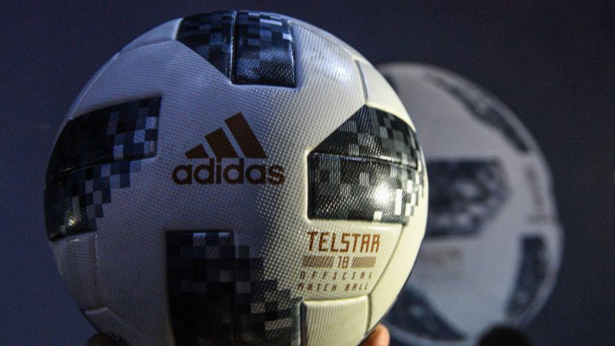 Así es el balón de nombre retro con que se jugará el Mundial de Rusia 2018