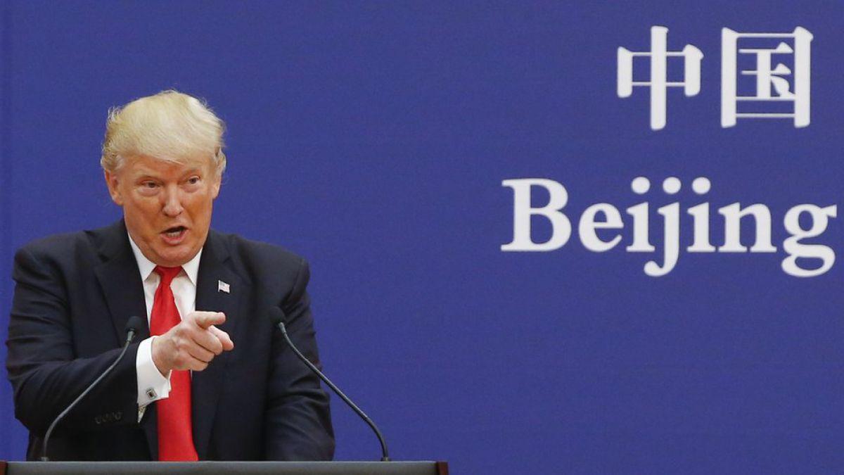 Estados Unidos: los controvertidos negocios de Donald Trump y su familia con China