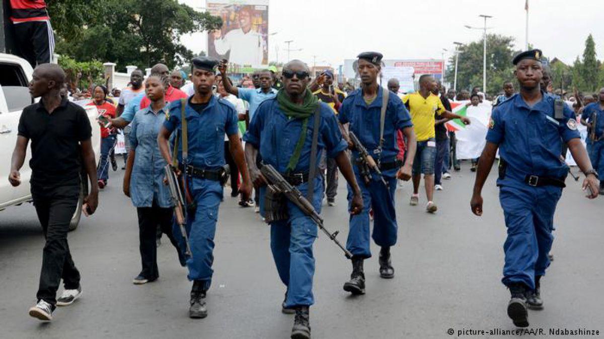 Corte Penal Internacional autoriza investigación por posibles crímenes en Burundi