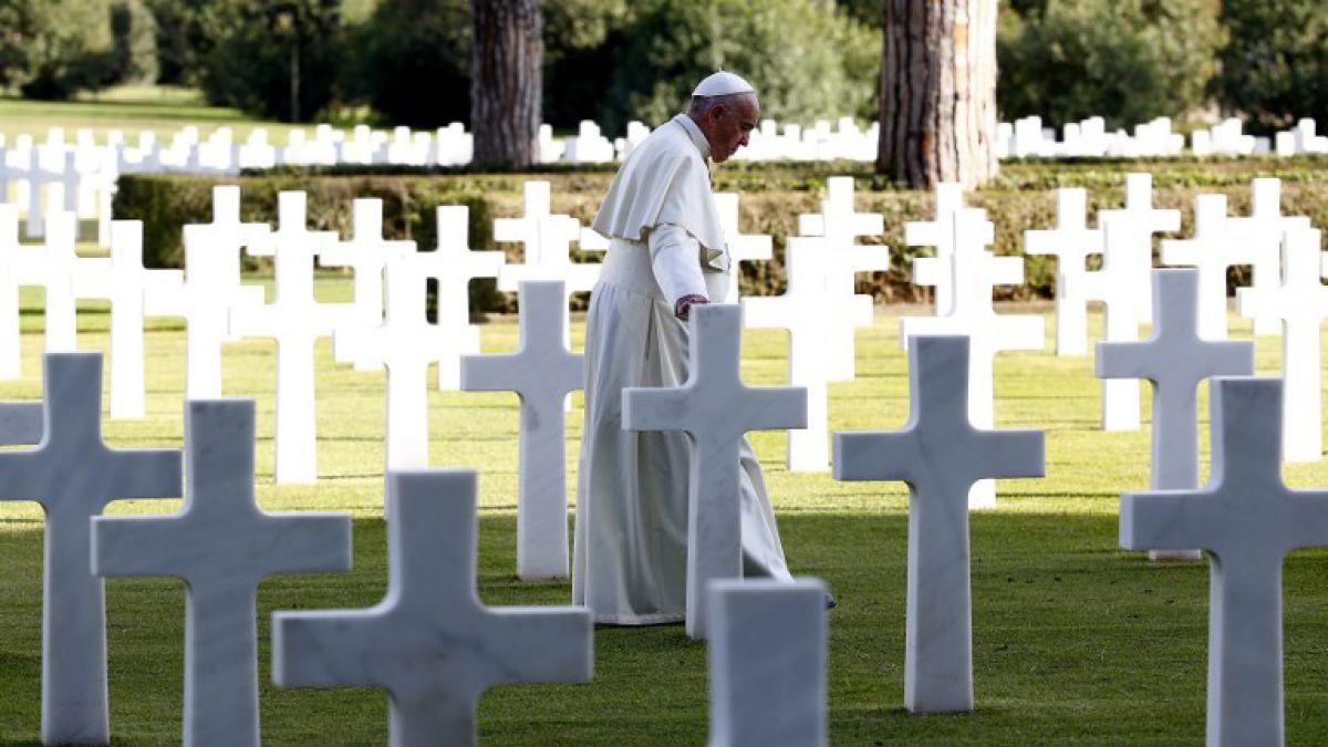 Papa teme que las armas nucleares terminen en manos de extremistas