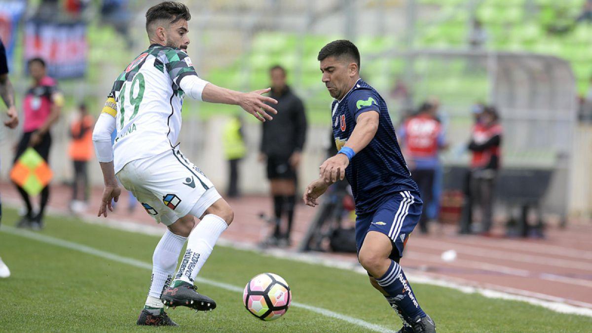 La U y Santiago Wanderers se miden en la gran final de Copa Chile por Canal 13