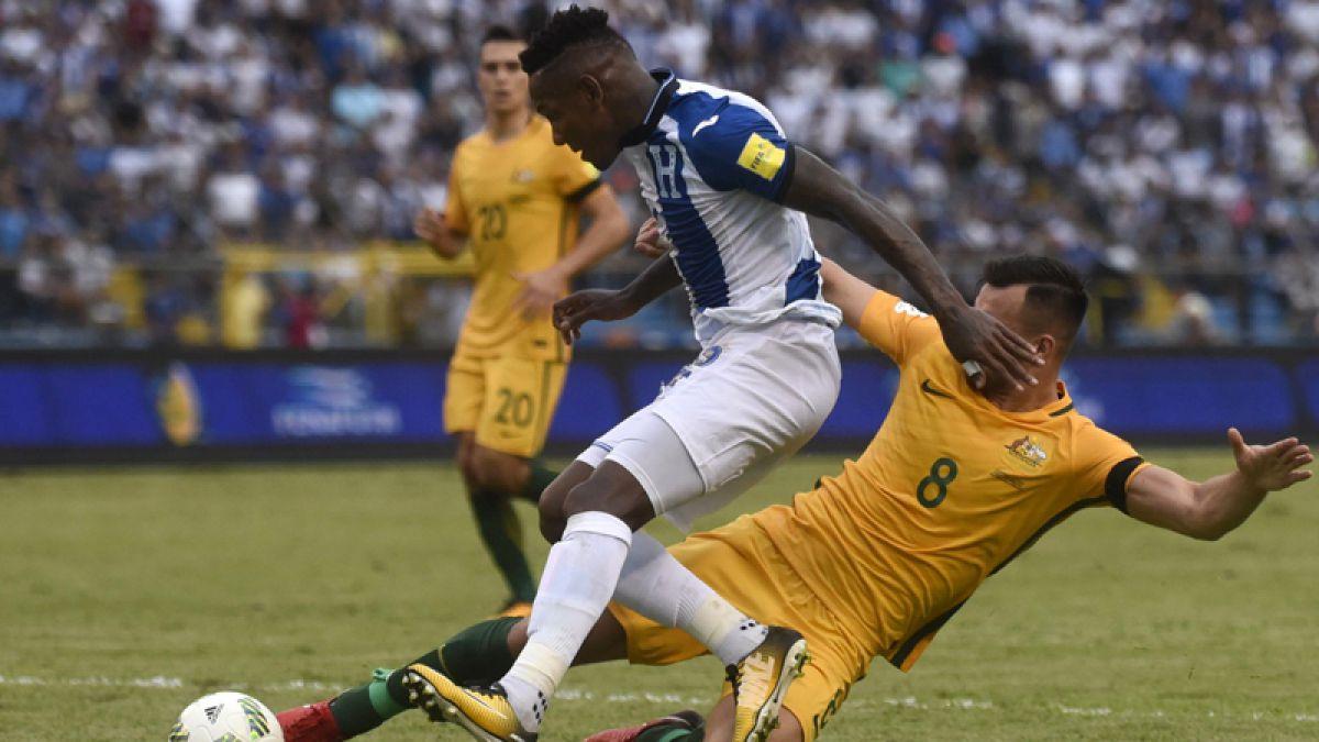 Australia toma ventaja rumbo al Mundial de Rusia 2018 al empatar ante Honduras