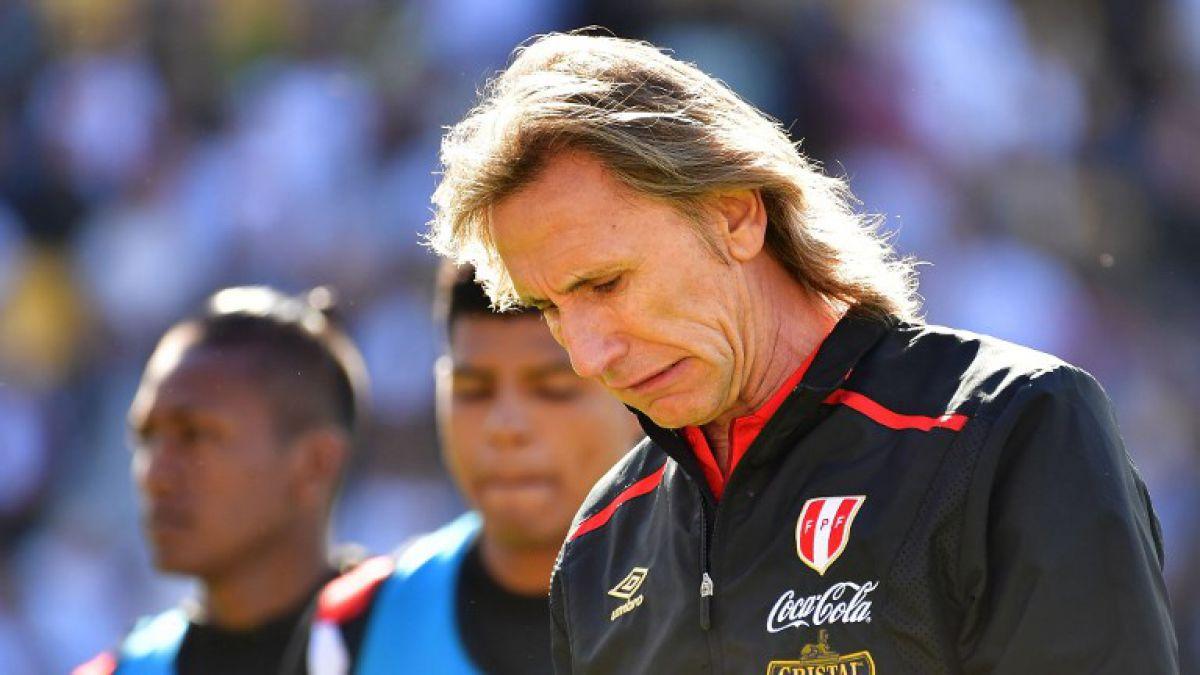 """Gareca confía en clasificación de Perú en tras empate con Nueva Zelanda: """"depende de nosotros"""""""