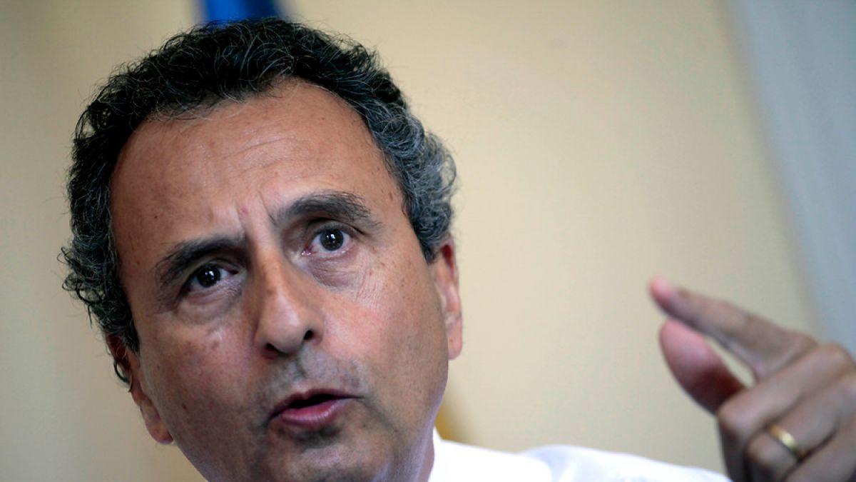 PPD decide congelar militancia de Patricio Hales tras denuncias de abuso sexual