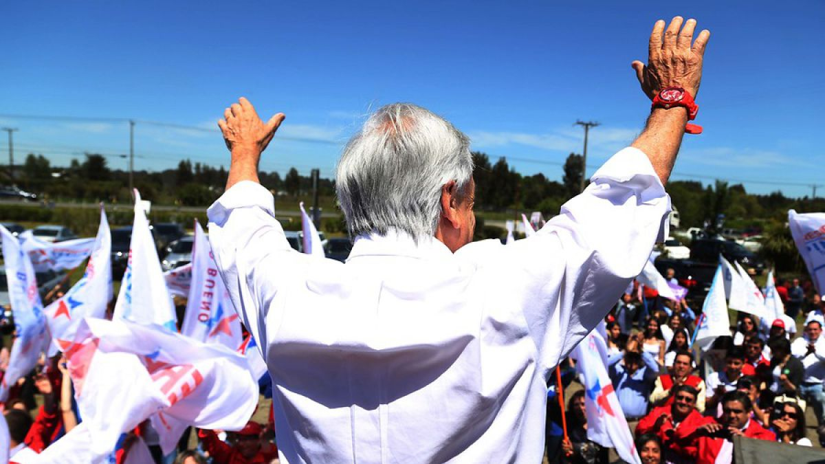 Piñera emplaza a Guillier ya Goic por actitud ''amarga'' y ''odiosa''