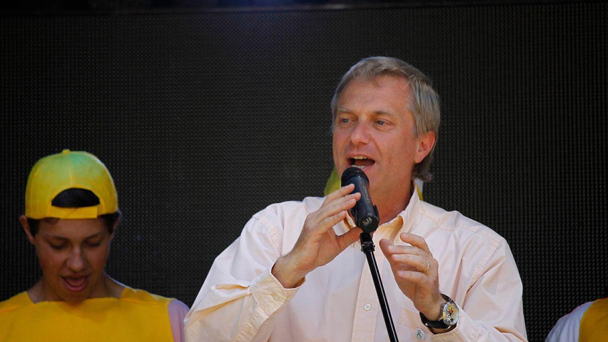 José Antonio Kast realizó el cierre de su campaña