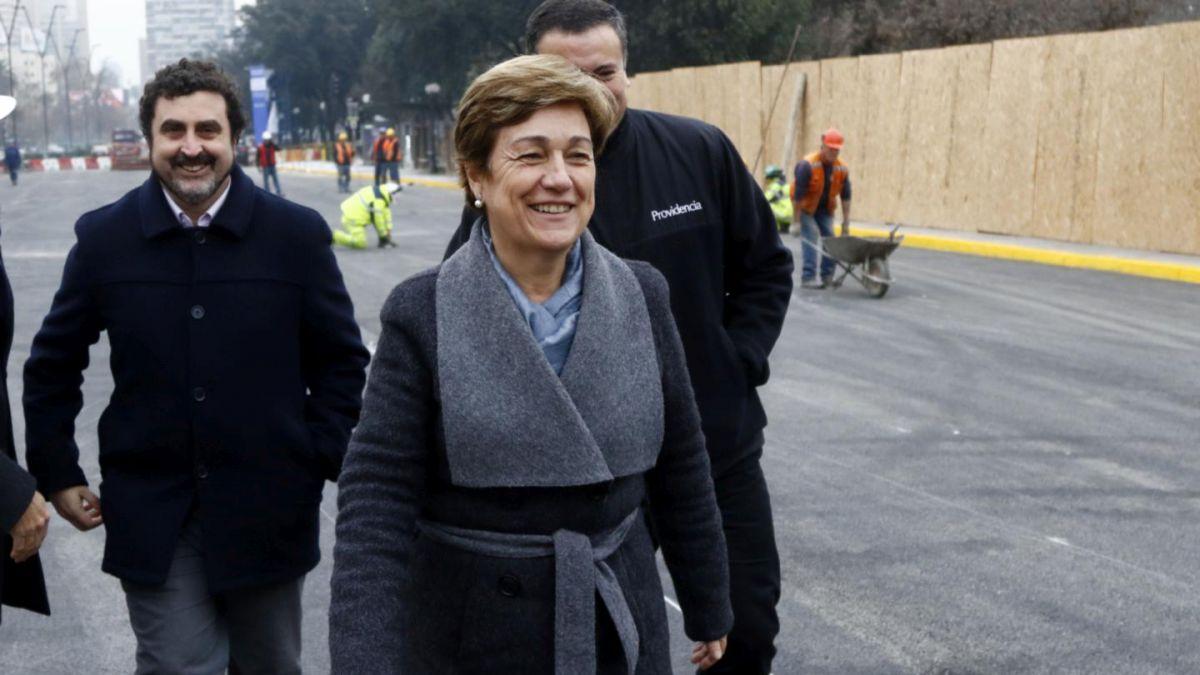 """Josefa Errázuriz reconoce """"gran desilusión"""" con RD tras perder alcaldía de Providencia"""