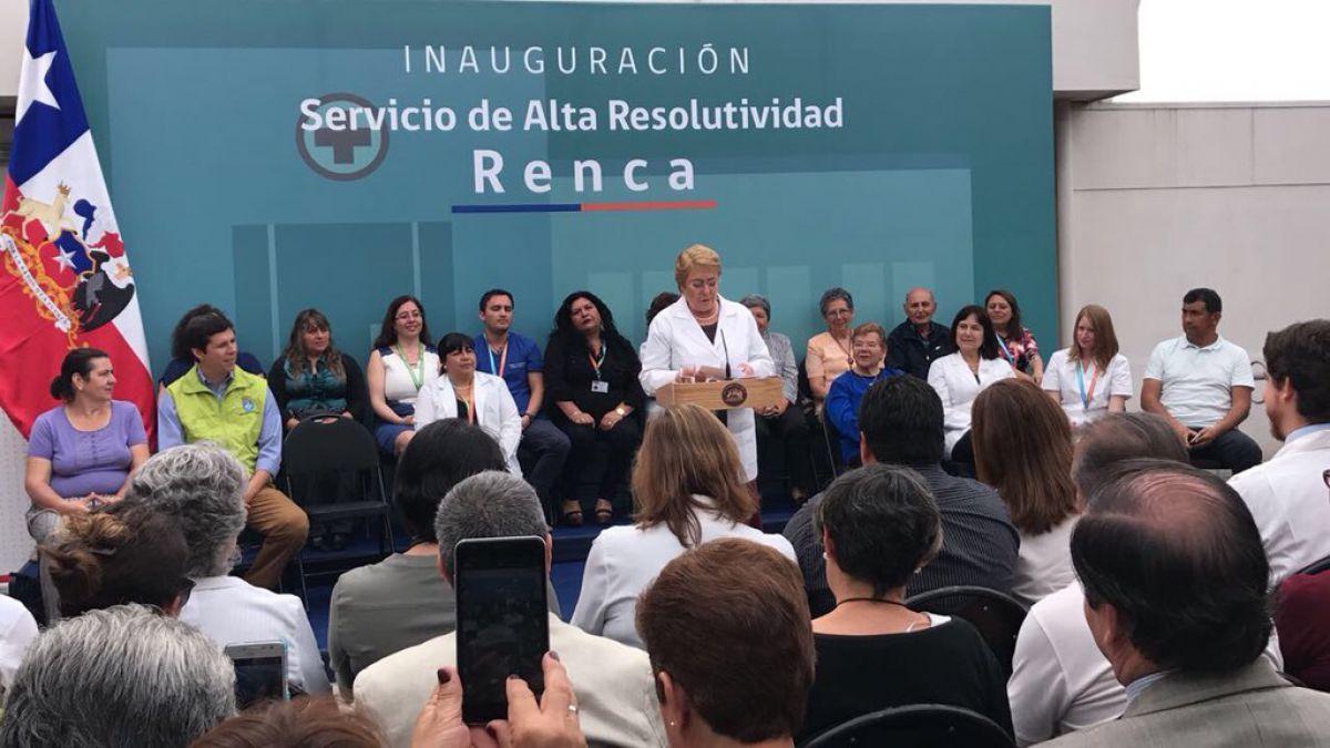 Quiero invitarlos a votar, porque votar significa elegir — Presidenta Michelle Bachelet