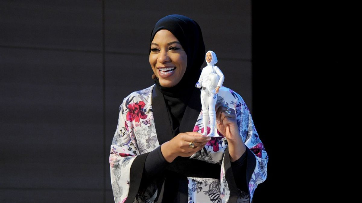 hijab deportista