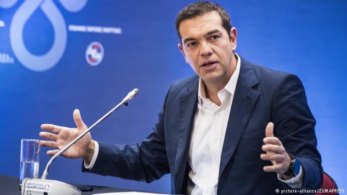 Grecia distribuirá excedente fiscal en programas sociales