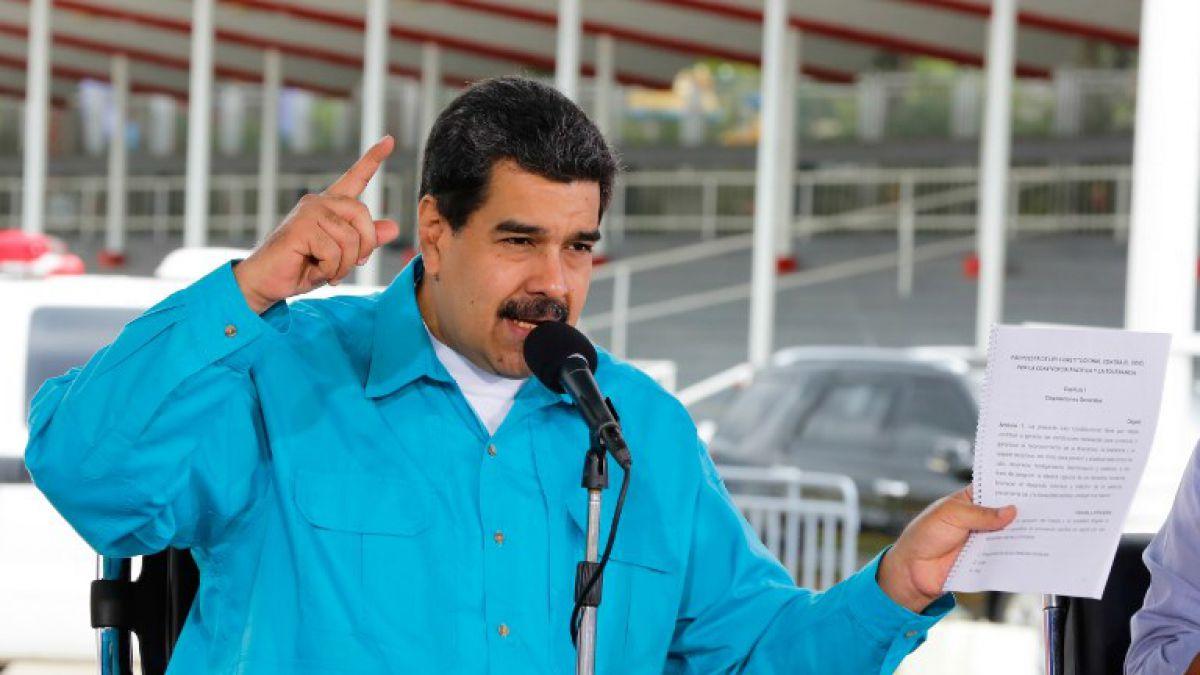 Maduro refuerza control petrolero con arresto de cúpula de Citgo