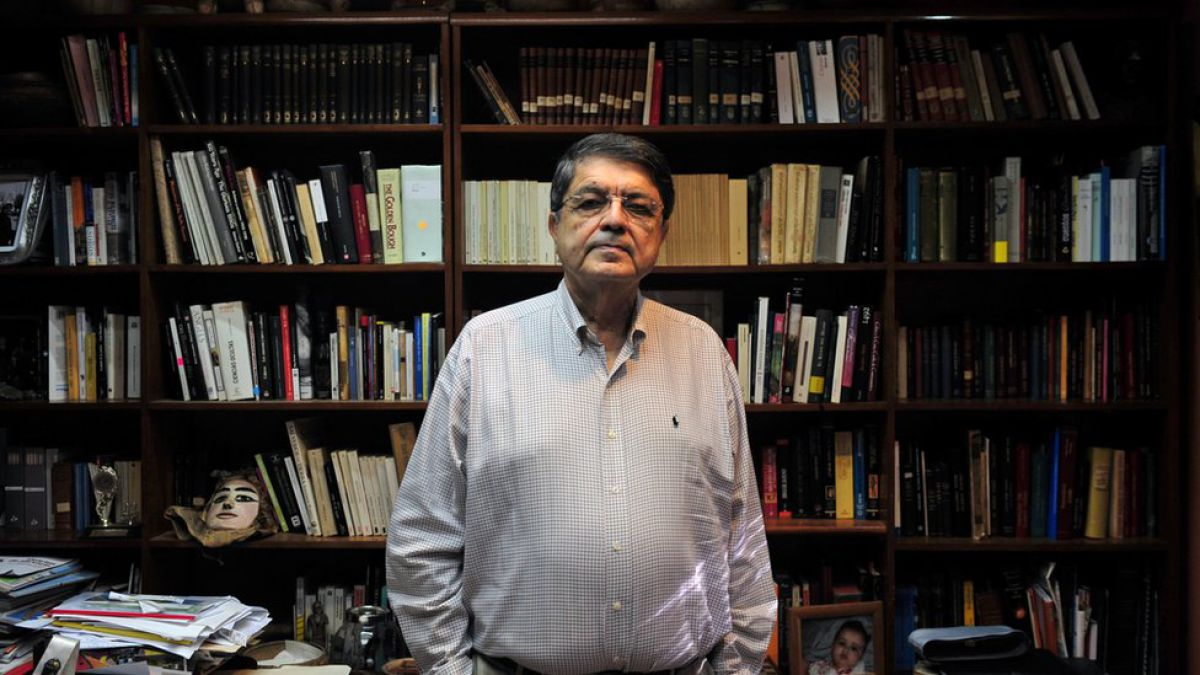 Nicaragüense Sergio Ramírez gana el Premio Cervantes
