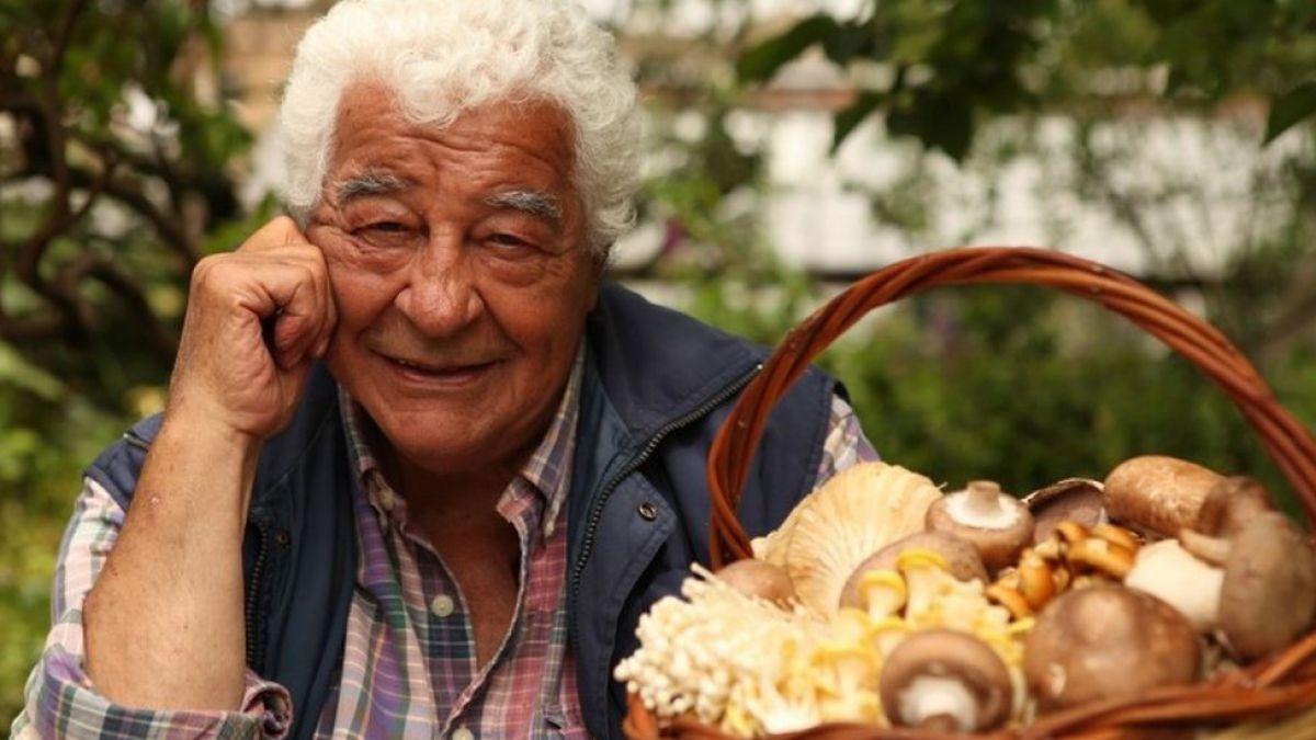 5 recetas que marcaron la  carrera del chef Antonio Carluccio, el padrino de la cocina italiana