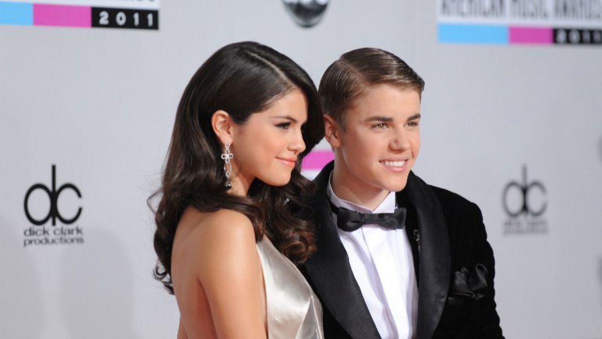 Justin y Selena, el beso de la reconciliación