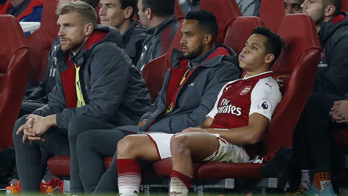 Arsenal ganó en Londres con gol de Alexis Sánchez