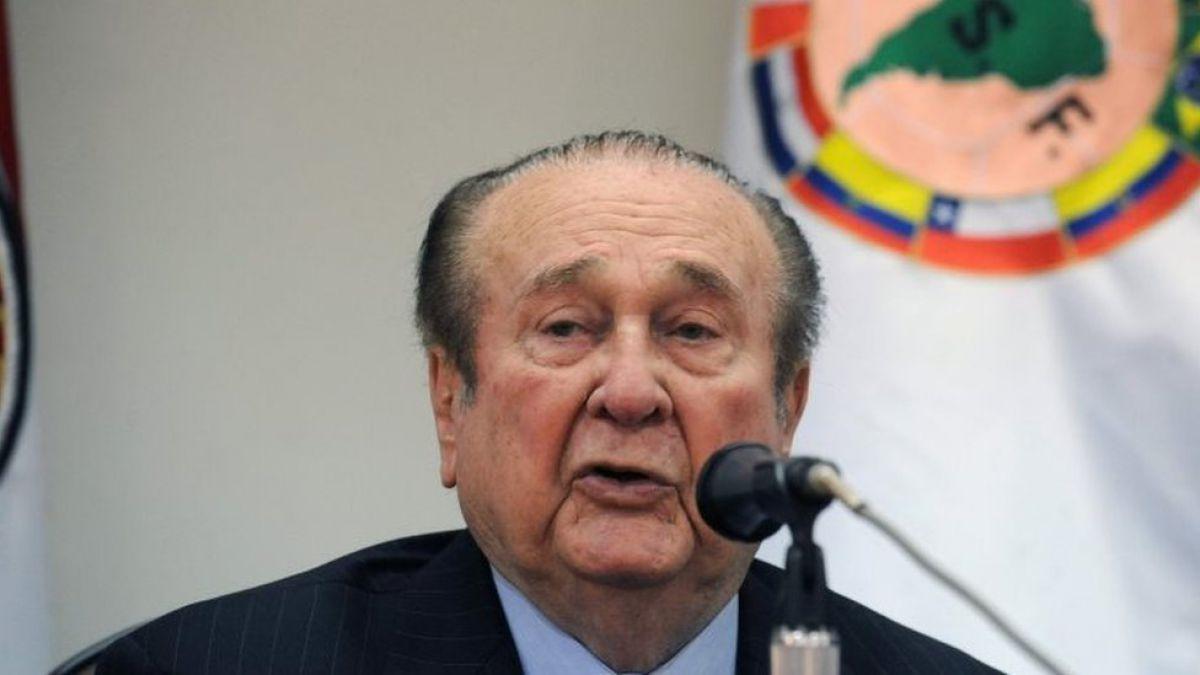 La Justicia paraguaya aceptó el pedido de extradición de Leoz