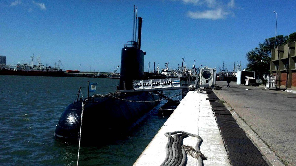 Reportan la desaparición de un submarino argentino tras sufrir una falla eléctrica