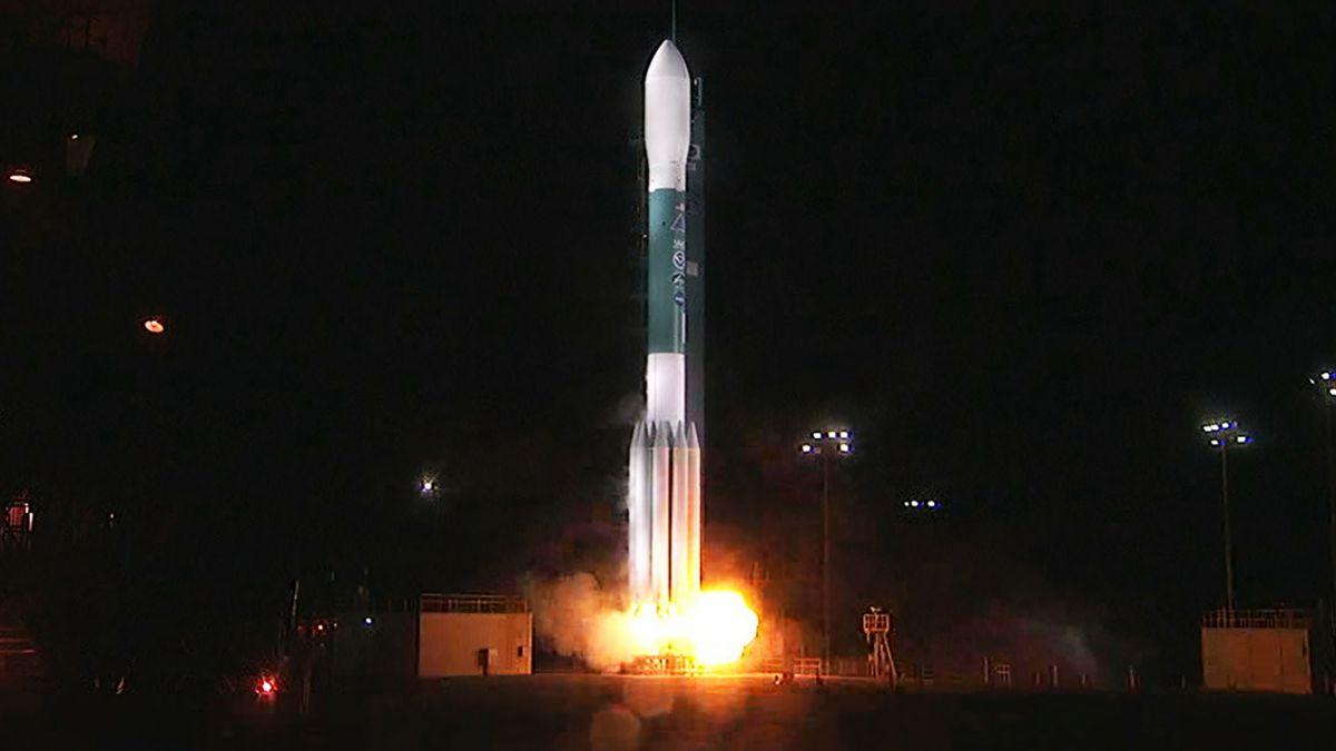 La NASA lanza un satélite meteorológico de nueva generación