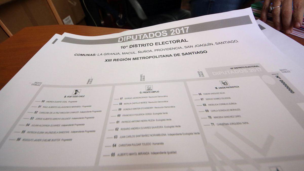 Las penas que arriesgas si fotografías tu voto